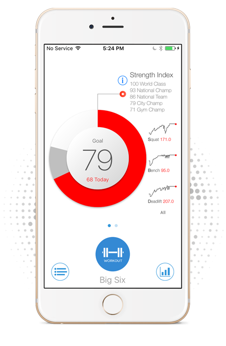 Strongur – Most Advanced Workout Tracker for iOS